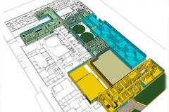 Plano Diretor de Obras Hospital Belo Horizonte